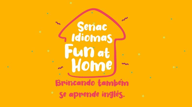 Inglês para Crianças Senac-RS