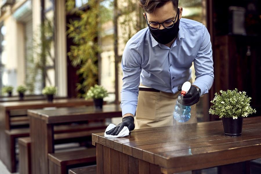 Fique de olho na limpeza e higienização do seu restaurante.