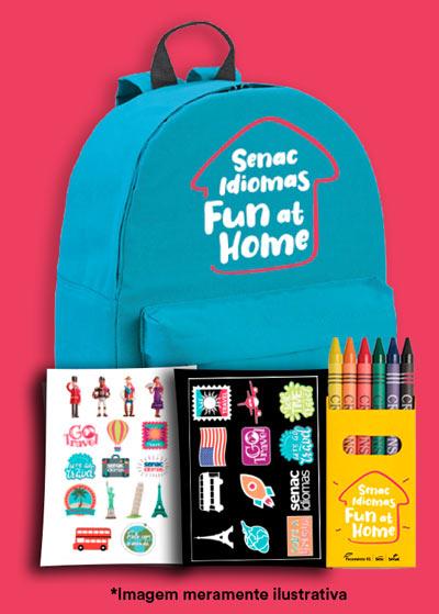 Kit Inglês para Crianças