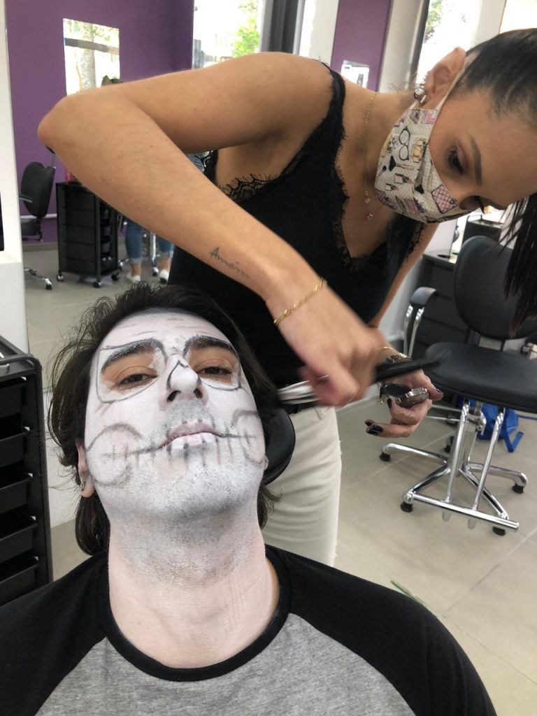 Make Halloween 3 – Caveira