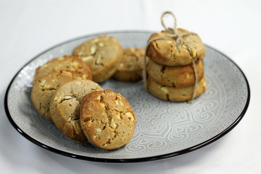 Cookie de bergamota