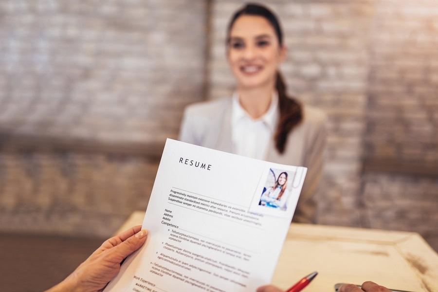 entrevista de emprego vagas temporárias