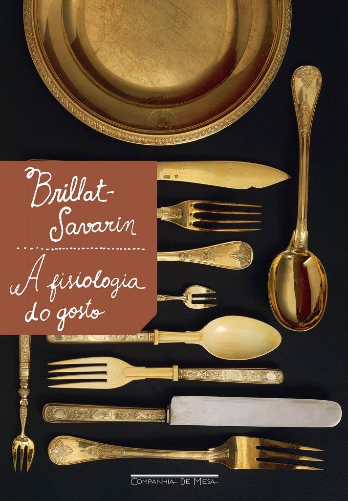 Livro de Gastronomia A filosofia do Gosto