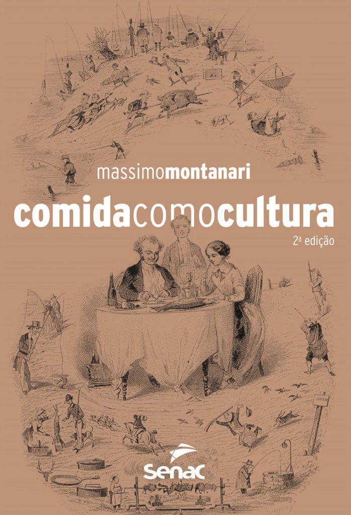Livro de Gastronomia Comida como Cultura