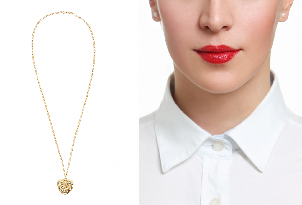 Necklace e collar - entenda a diferença.