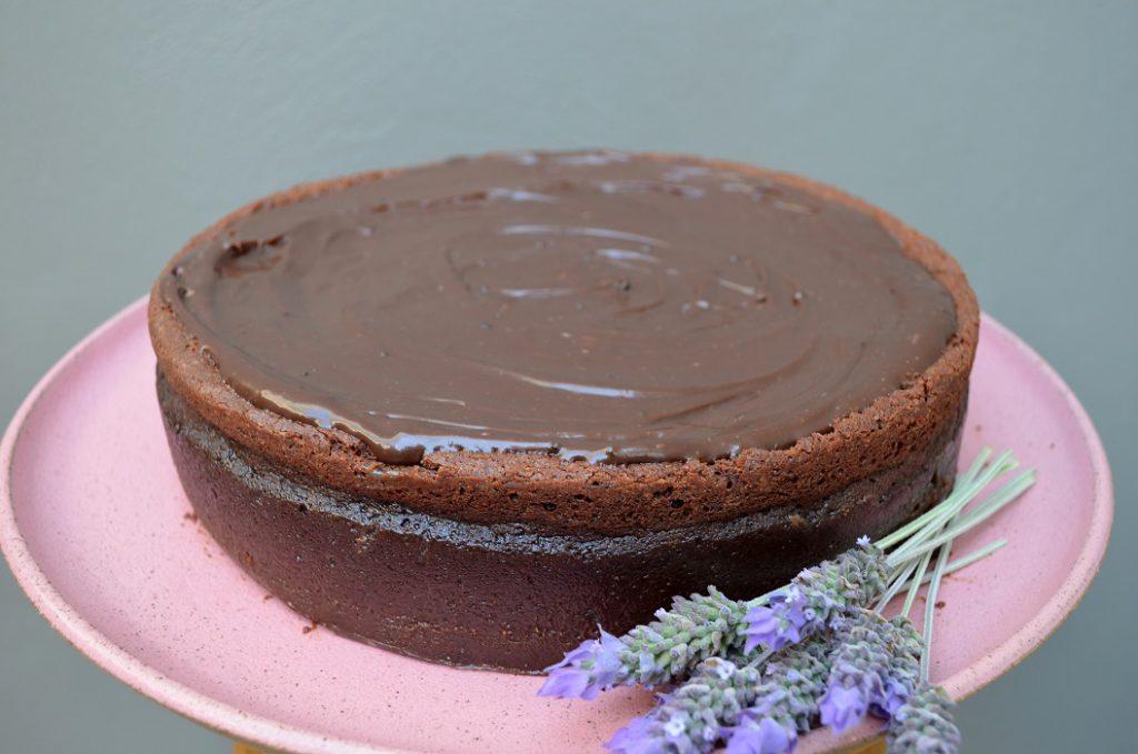 Torta Intensa de Chocolate